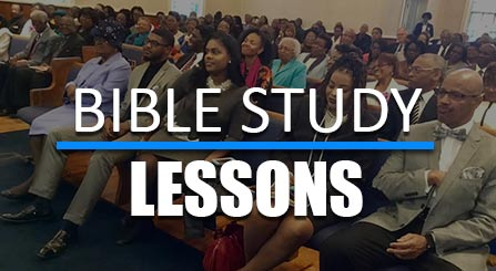 Quarterly Bible Study Lessons